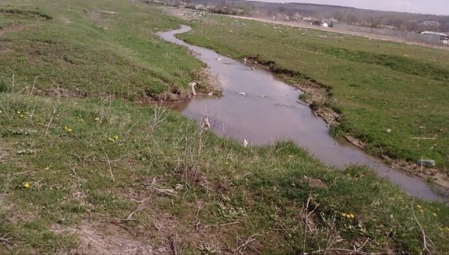 Cadavrul unei femei a fost găsit într-o gârlă din raionul Fălești