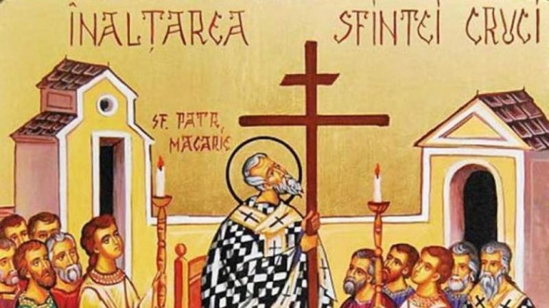 Foto Astăzi este Înălţarea Sfintei Cruci. Ce semnificații are sărbătoarea 1 17.10.2021