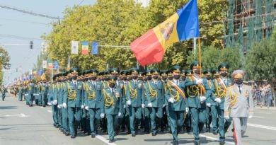 Mesajul Ministerului Afacerilor Interne de Ziua Armatei Naționale