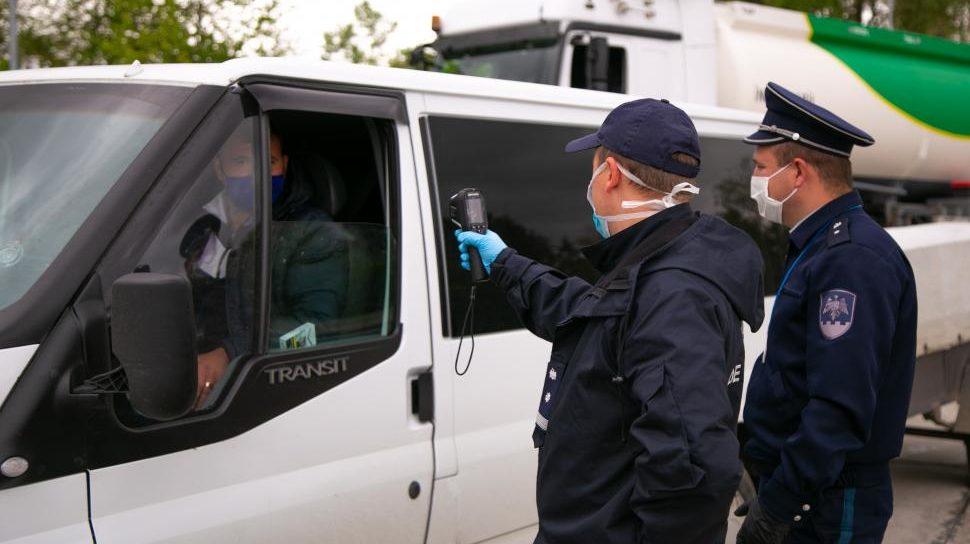 Încălcările depistate săptămâna trecută la frontiera de stat. 11 cetățeni străini au încălcat regimul de ședere pe teritoriul țării