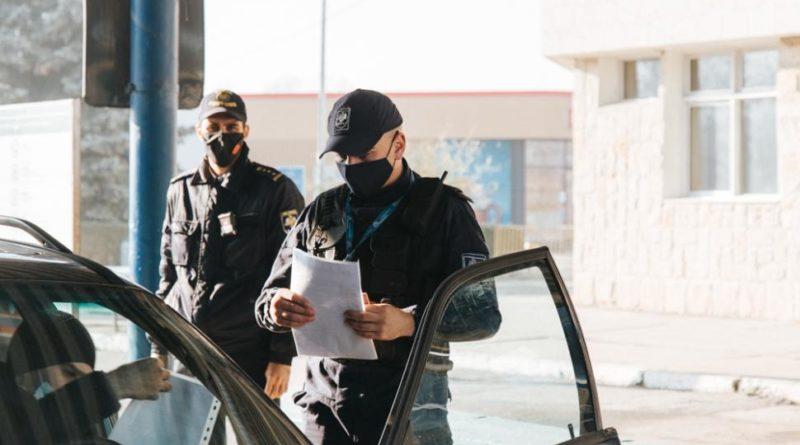 Încălcările depistate săptămâna trecută la frontiera de stat. 46 de cetățeni străini au primit refuz de a intra în țară