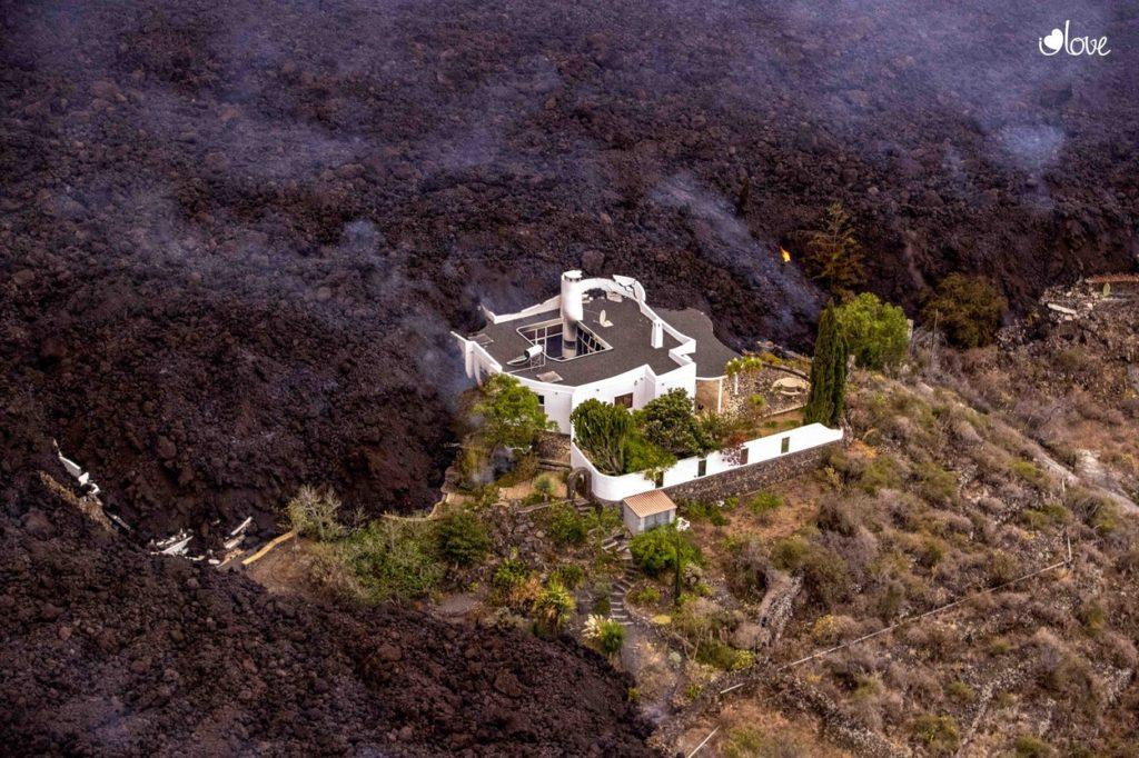 """Foto /FOTO/Ministrul Turismului din Spania a spus că erupția vulcanică din Canare este """"un spectacol minunat"""" și că ar putea atrage turiști 5 17.10.2021"""