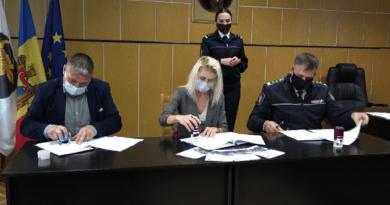 Foto /VIDEO/ Treceri de pietoni denivelate și camere de supraveghere video, pentru locuitorii din comuna Balatina, raionul Glodeni 8 20.09.2021