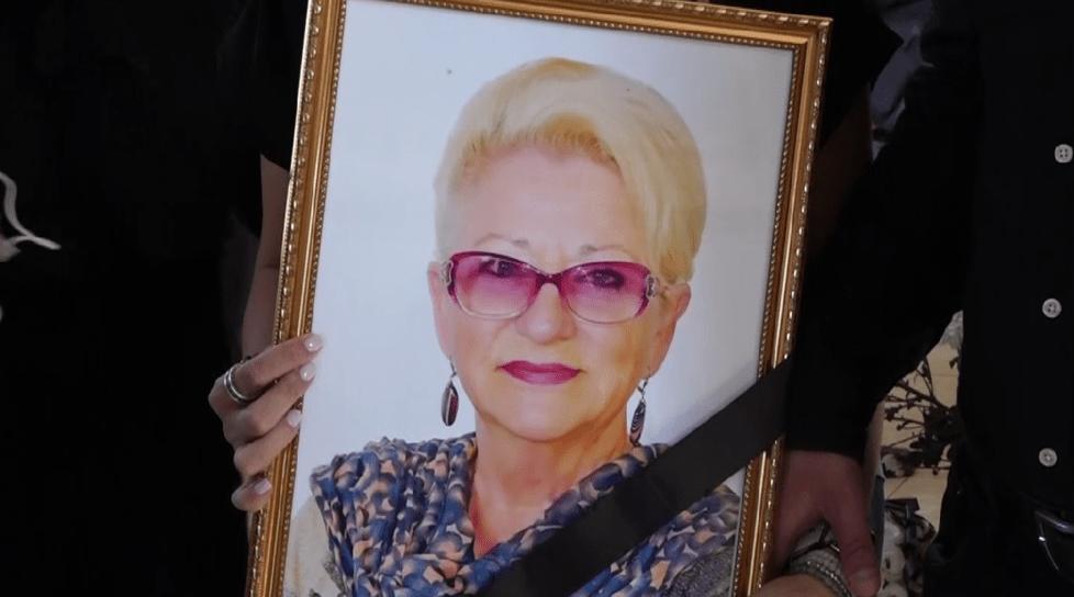 /VIDEO/ Lidia Noroc-Pînzaru condusă pe ultimul drum