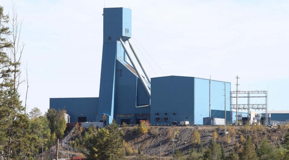 Foto 39 de mineri blocaţi în subteran după un incident în Canada 1 27.10.2021