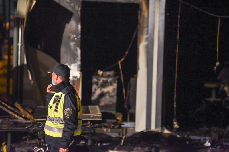 Foto Un ministru a demisionat după un incendiu în care au murit 14 persoane 1 17.10.2021