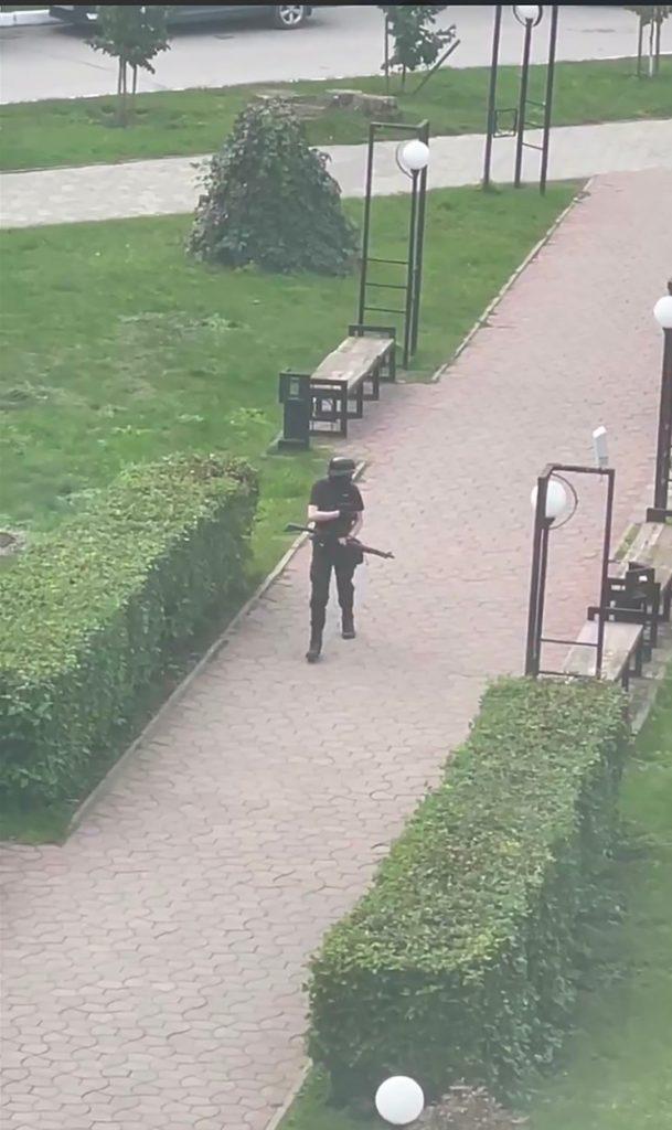 """Foto Mesajul înfiorător al atacatorului de la universitatea din Rusia: """"Voi face totul pentru a ucide cât mai mulți"""" 4 27.10.2021"""