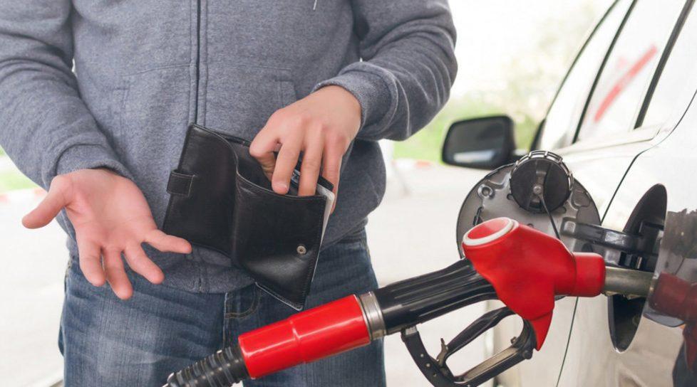 Foto O nouă zi, o nouă scumpire. Noi prețuri pentru carburanți 1 27.10.2021