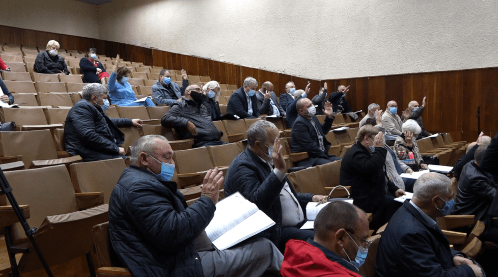 Foto /VIDEO/ Aleșii locali din Rîșcani nu sunt pregătiți să asigure transparența decizională și nici să colaboreze cu presă 1 17.10.2021