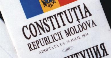 Foto Un proiect de modificare a Constituţiei, aprobat de deputaţi în prima lectură 1 21.09.2021