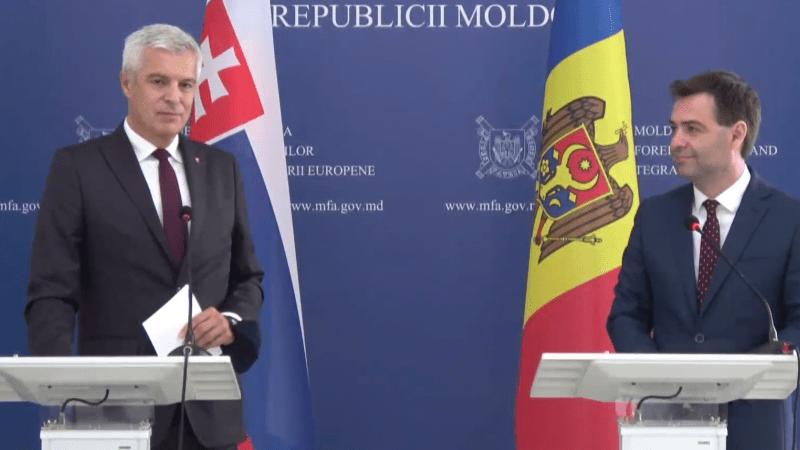 Foto Slovacia a donat Republicii Moldova 10 mii de teste PCR 1 27.10.2021
