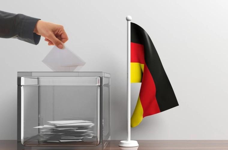 Foto /GERMANIA/ Social-democrații revendică victoria și anunță cine va deveni noul cancelar. Partidul Angelei Merkel, cel mai slab rezultat de după război 1 27.10.2021