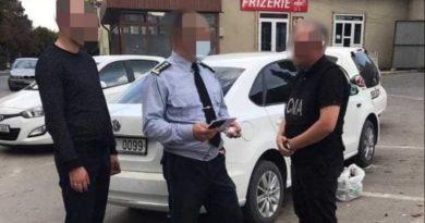 Foto 800 de euro pentru a scăpa de armată. Un colonel din Edineț al Ministerului Apărării reținut de CNA 3 21.09.2021