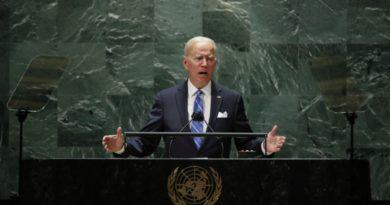 """Foto Primul discurs la tribuna ONU a lui Joe Biden, în calitate de președinte al SUA: """"Lumea se confruntă cu un deceniu decisiv"""" 3 22.09.2021"""