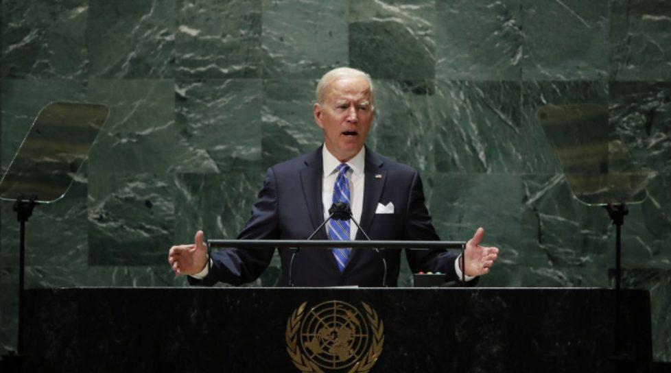 Foto /VIDEO/Președintele SUA, Joe Biden, a vorbit despre Republica Moldova în cadrul celei de-a 76-a Adunare Generală a ONU 1 27.10.2021
