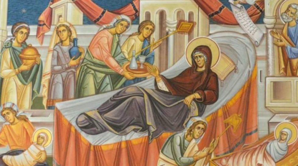 Creștinii ortodocși de stil vechi sărbătoresc marchează Nașterea Maicii Domnului