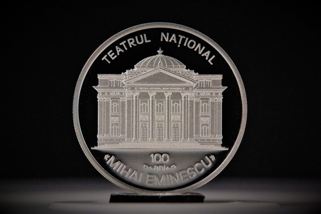 Foto Banca Națională a Moldovei pune în circulație o monedă comemorativă în valoare de 100 de lei 1 27.10.2021