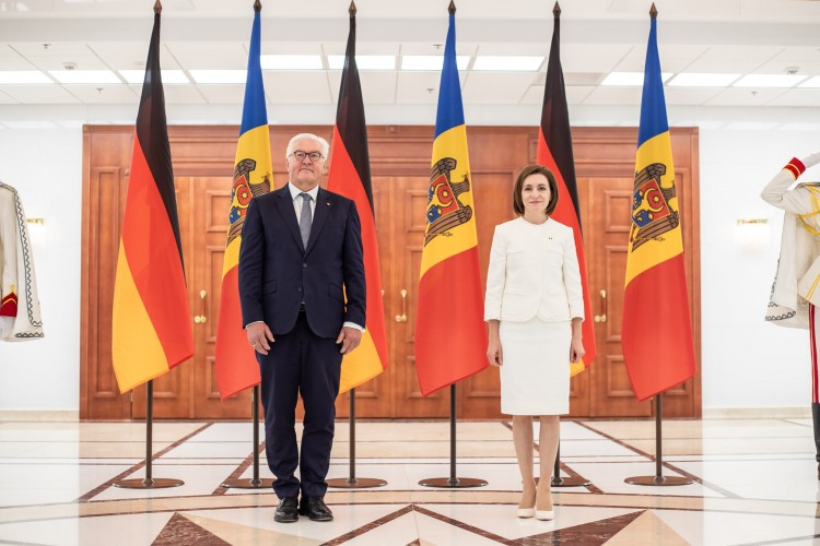 """Foto Republica Moldova a revenit pe agenda Uniunii Europene: """"În Republica Moldova lucrurile merg într-o direcție favorabilă"""" 1 27.10.2021"""