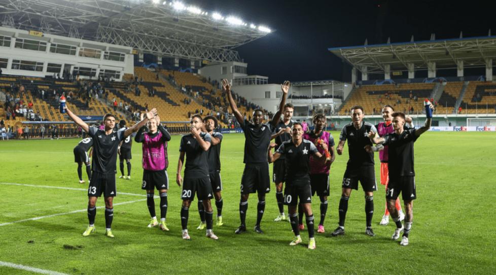 Рекорд для молдавского футбола: зарегистрирован самый высокий коэффициент в истории еврокубков