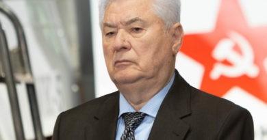 """Foto Voronin pleacă de la conducerea PCRM: """"Toată țara face schimbări, dar noi să rămânem în urmă"""" 1 18.09.2021"""