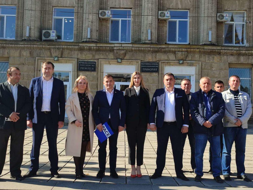 Foto /VIDEO/Ion Straciuc, membrul PACE, va candida la funcția de primar de Bălți 2 17.10.2021
