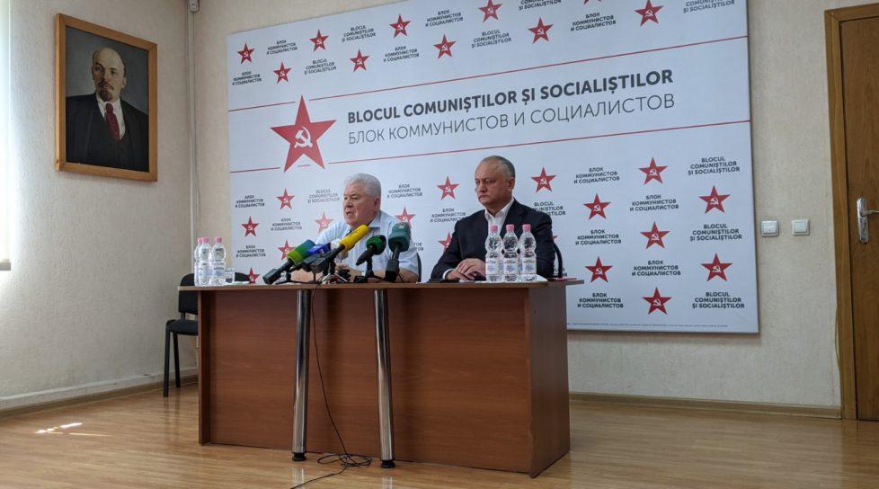 PSRM și PCRM vor avea un candidat comun pentru funcția de primar al municipiului Bălți