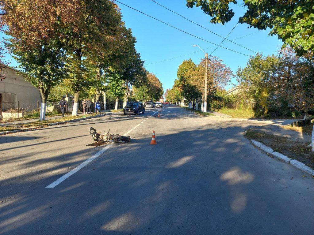 Foto /FOTO/ Într-o singură zi trei accidente cu implicarea motocicletelor s-au produs în orașele din nordul țării 5 27.10.2021