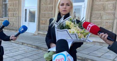 Foto /VIDEO/ Marina Tauber, înregistrată oficial în cursa electorală pentru funcția de primar: Bălțeni, sunteți demni de o viață mai bună! 2 27.10.2021