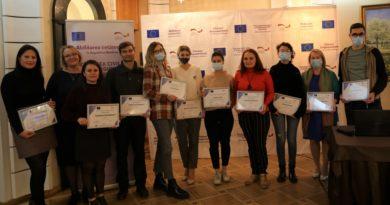 Foto Premiați pentru promovarea activismului cetățenesc și a comunităților durabile 4 26.10.2021