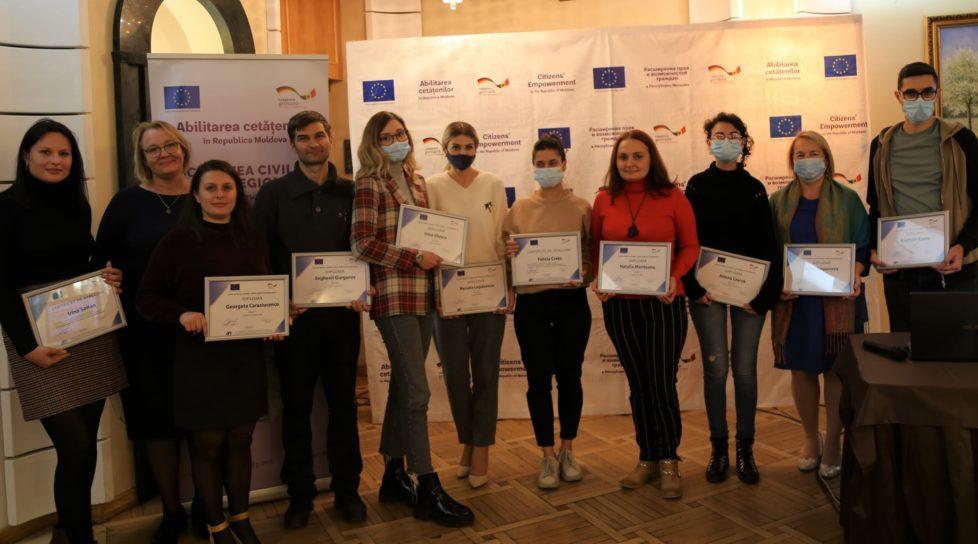 Foto Premiați pentru promovarea activismului cetățenesc și a comunităților durabile 3 26.10.2021