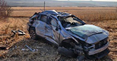 Foto /FOTO/VIDEO/ Accident cumplit în nordul țării 1 27.10.2021