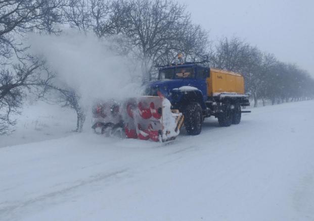"""Foto S.A. """"Drumuri"""" se pregătește de iarnă. Au fost antrenate 517 mașini şi utilaje rutiere 1 27.10.2021"""