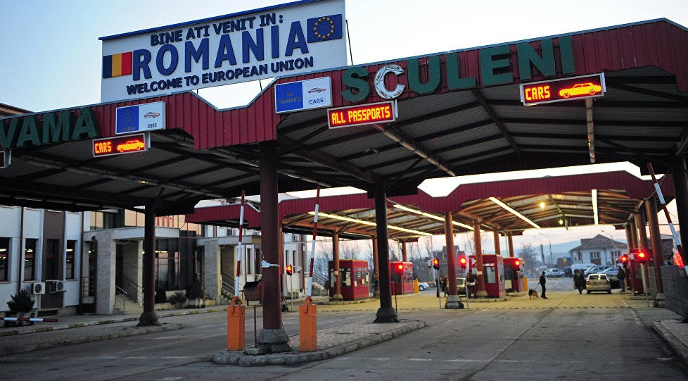 Foto România a inclus Republica Moldova în zona roșie 1 17.10.2021