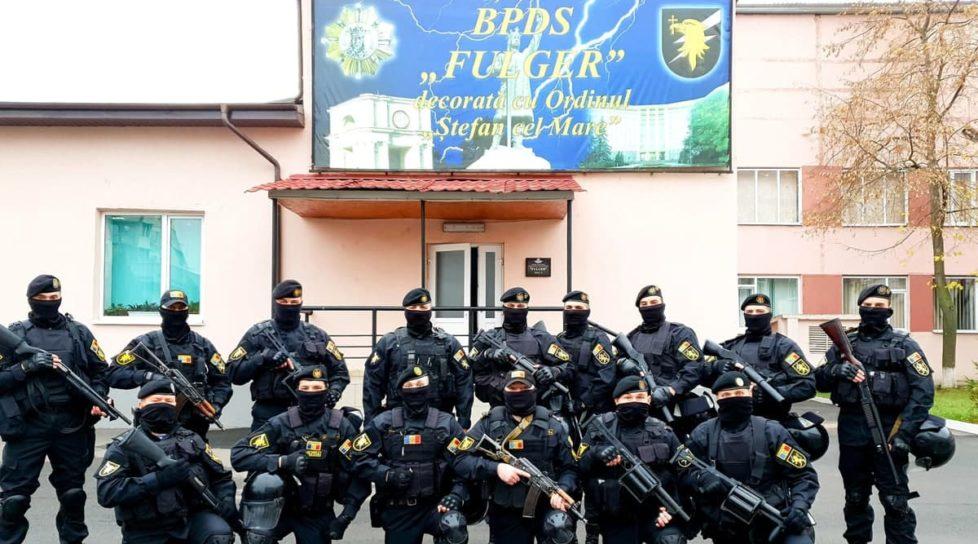 """Foto Cine va asigura interimatul funcției de șef al Brigăzii """"Fulger"""", pe perioada anchetei lui Cazimir Trocin 1 27.10.2021"""