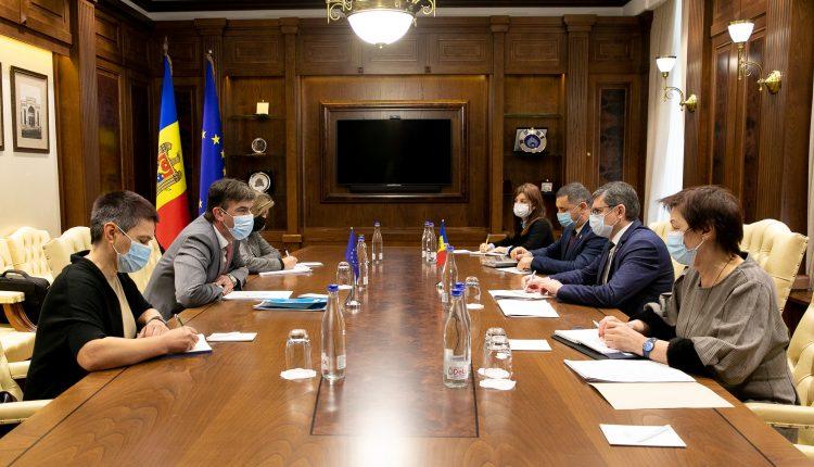 """Parlamentul Republicii Moldova și Parlamentul European vor semna un """"Memorandum de înțelegere"""""""