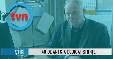 Foto /VIDEO/ Și-a dedicat viația științei. Un bălțean a primit disctincția Cavaler al Ordinului Republicii 3 27.10.2021