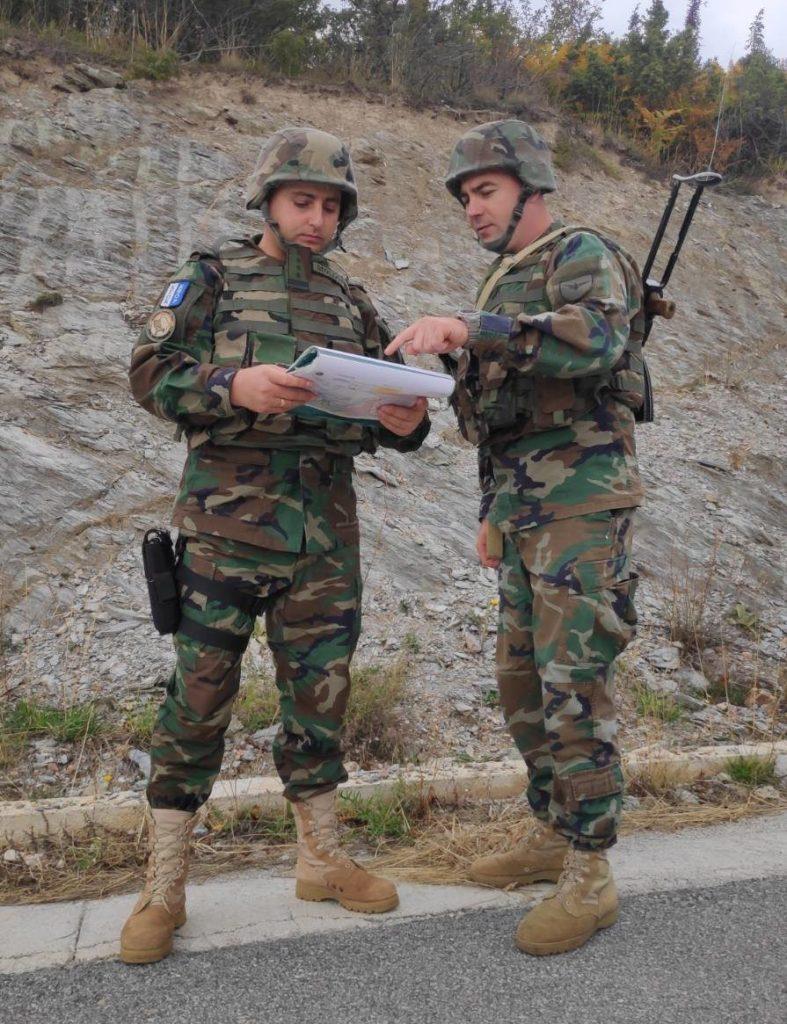 Foto /FOTO/ Militarii Armatei Naționale, detașați în operațiunea KFOR din Kosovo, își continuă misiunile 3 27.10.2021