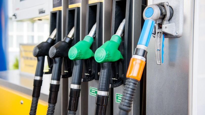 Noi prețuri aprobate de ANRE. Benzina și motorina mai scumpe ca ieri