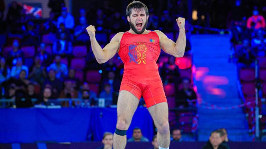 Foto /VIDEO/ O nouă victorie a RM la Campianatul Mondial de la Oslo. Victor Ciobanu, campion mondial 1 26.10.2021