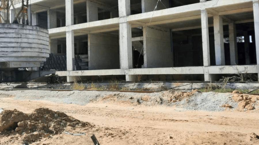 Un tânăr din raionul Fălești a căzut de la etajul 14 al unui bloc aflat în construcție