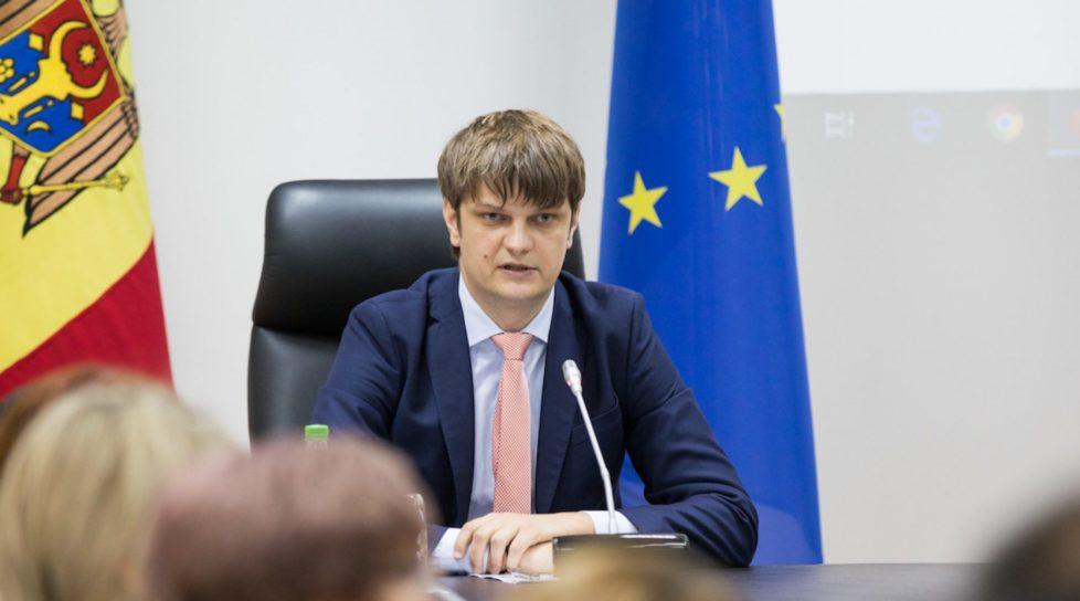 Foto Andrei Spînu pleacă la Sankt Petersburg pentru a negocia contractul dintre MoldovaGaz și Gazprom 1 27.10.2021