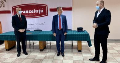 """Foto Combinatul de panificație """"Franzeluța"""" are un nou director general interimar 6 27.10.2021"""