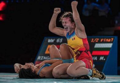 Foto Moldoveanca Irina Rîngaci a devenit campioană mondială la lupte libere 9 17.10.2021