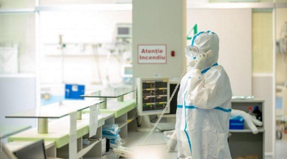Foto В Молдове ежедневно госпитализируют около 500 пациентов с ковидом 1 27.10.2021