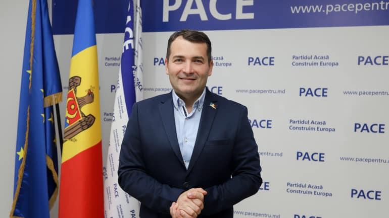 Foto /VIDEO/Ion Straciuc, membrul PACE, va candida la funcția de primar de Bălți 1 17.10.2021