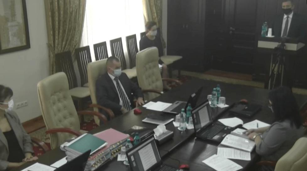 Foto /VIDEO/ Cine este noul președinte al Curții de Apel Bălți 1 27.10.2021