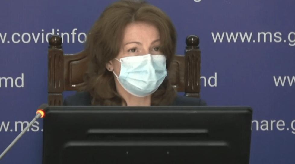 """Foto Ministerul Sănătății: """"Vom oferi asistență medicală pacienților COVID-19 în detrimentul celorlalte categorii de bolnavi"""" 1 17.10.2021"""