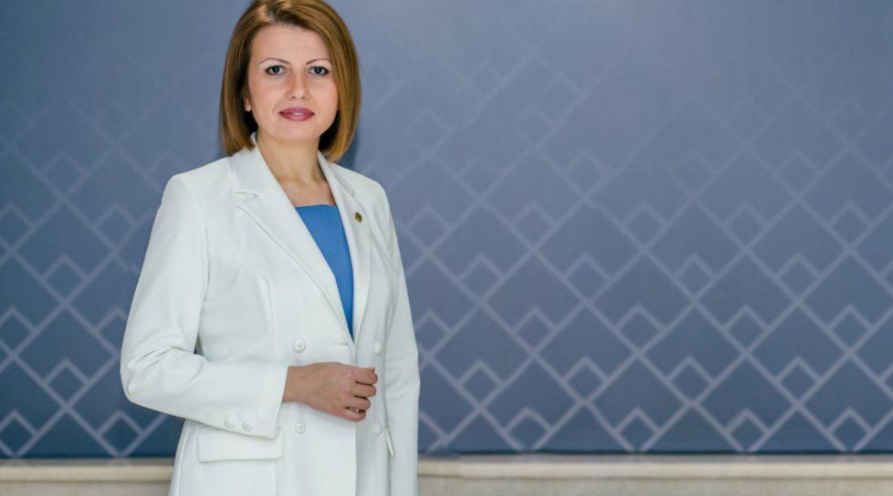 Foto Arina Spătaru va candida la funcția de primar al municipiului Bălți 1 17.10.2021