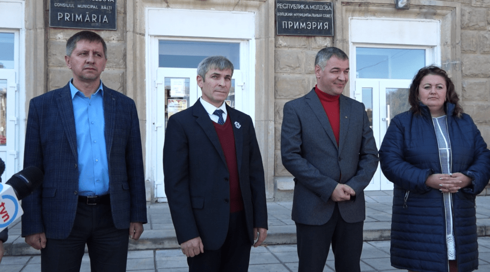 Foto /VIDEO/ PUN îl va susține pe candidatul independent Maxim Burduja la alegerile locale din Bălți 1 27.10.2021